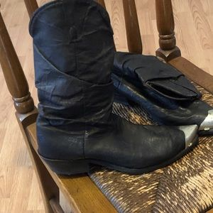 80 s style boots